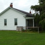 Hickory Grove Meetinghouse at Scattergood School